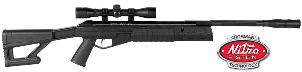 Crosman TR- 77 NPS Nitro Piston Short Barrel Break Barrel Air Rifle (THIS  ITEM CANNOT BE LEGALLY POSTED) Face to Face delivery only  (1)