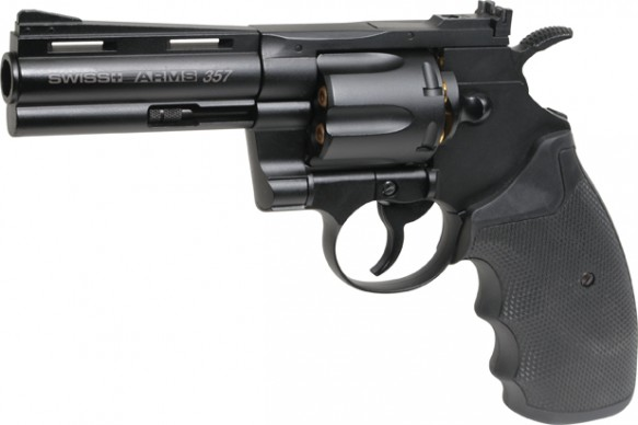 Swiss Arms 357 Co2 Blowback 4 5mm Full Metal Air Pistol  (PERSONAL FACE TO  FACE DELIVERY @ £14 99 or FOC Collection (1) (1)
