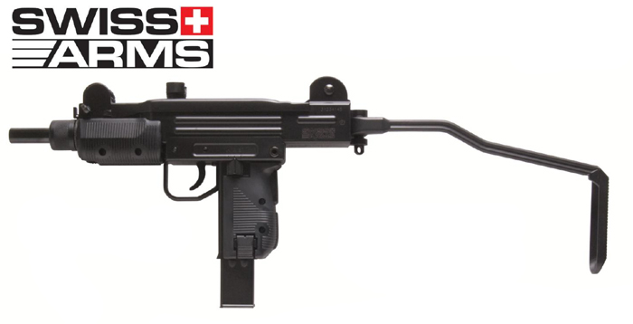 Swiss Arms Mini Protector Co2 4 5mm BB Full Metal Air Rifle   (This item  can only be hand delivered Face to Face @ only £14 99) (1)
