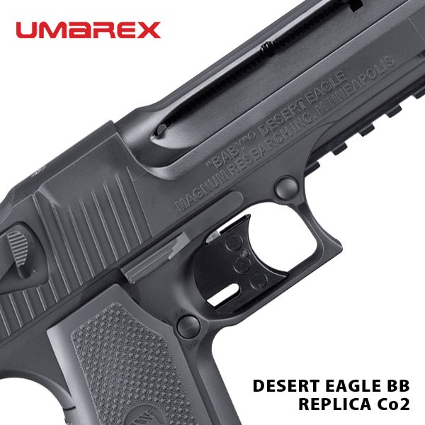 Umarex Desert Eagle Magnum Baby 4 5mm Bb Firing Air Pistol This Item Cannot Be Legally Posted